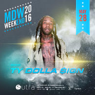 SUTRA MDW - DAY 3 - TY DOLLA $IGN