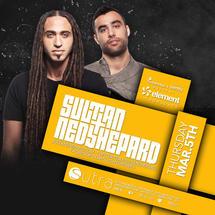 Sultan + Ned Shepard