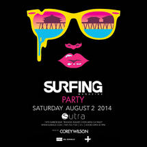 Surfing Magazine: US Open Party