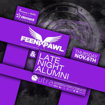 Feenixpawl and Late Night Alumni