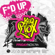 F'D UP Fridays with Kiq Rox