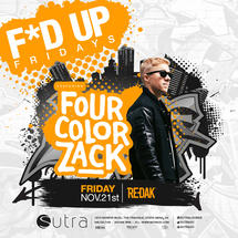 F*D Up Fridays with Four Color Zack