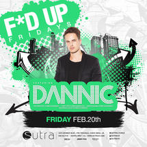 F*D Up Fridays w/ Dannic