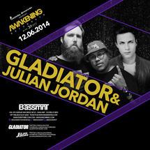 Gladiator & Julian Jordan