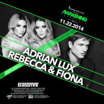 Adrian Lux + Rebecca & Fiona